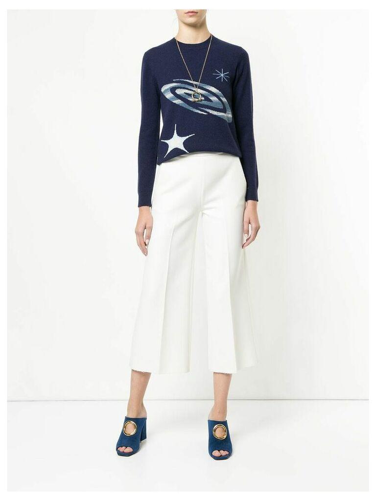 Onefifteen space knit jumper - Blue