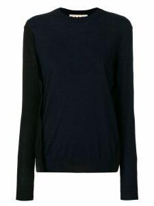 Marni buttoned sweater - Blue