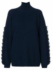 Barrie Troisieme Dimension cashmere turtleneck pullover - Blue