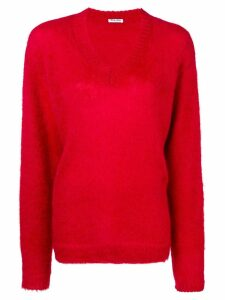 Miu Miu knitted jumper - Red