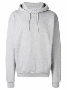 Martine Rose oversized fit hoodie - Grey