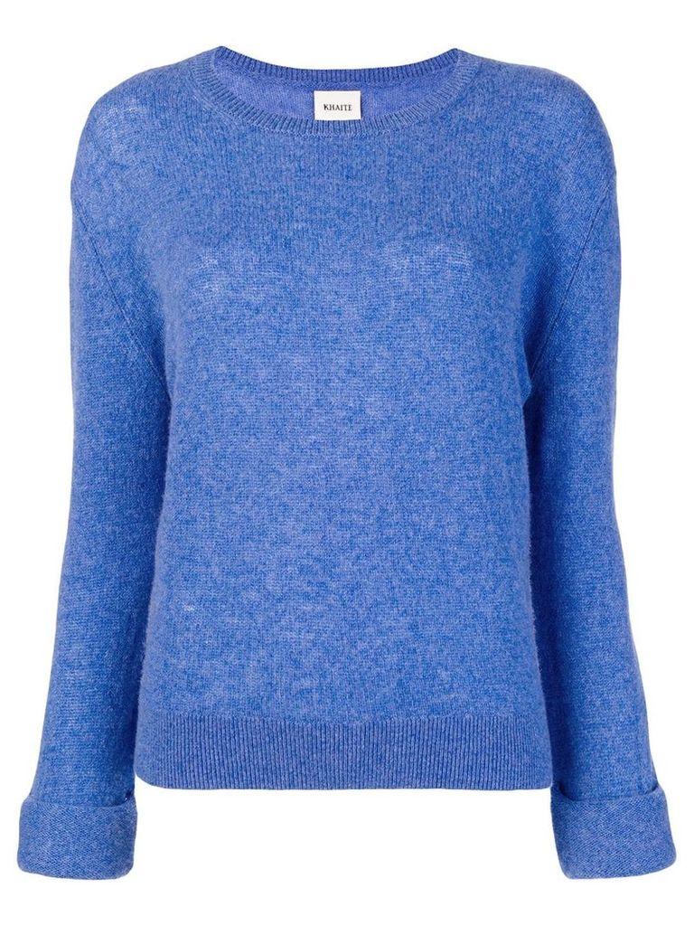 Khaite Jemima sweater - Blue