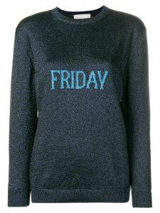 Alberta Ferretti Friday jumper - Blue