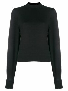 Rag & Bone wide-sleeved sweater - Black