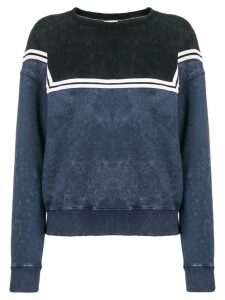 Each X Other washed out loose sweatshirt - Blue