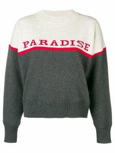 Isabel Marant Étoile Paradise sweater - Grey
