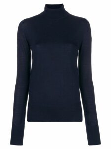 Joseph lightweight turtleneck sweater - Blue