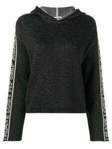 MSGM I Have Lost Myself hoodie - Black