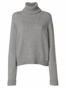 Dsquared2 turtleneck knit - Grey
