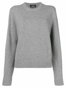 Dsquared2 relaxed-fit sweater - Grey