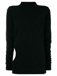 Rick Owens Subhuman sweater - Black
