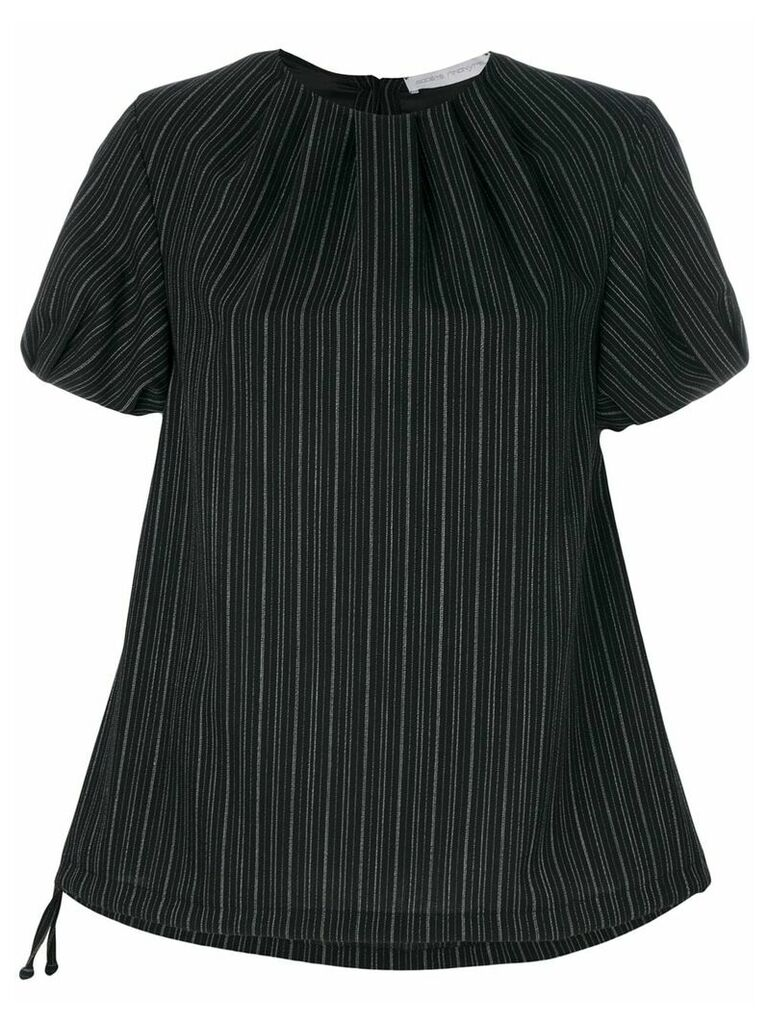 Société Anonyme Kaliningrad striped top - Black