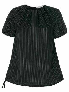 Société Anonyme Kaliningrad striped top - Black