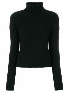 Cashmere In Love cashmere Tess sweater - Black
