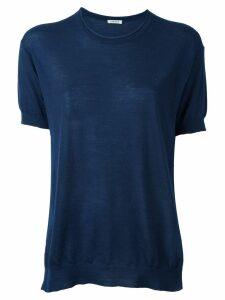 P.A.R.O.S.H. Woper knitted top - Blue