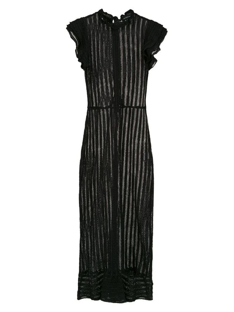 Olympiah Islas knit dress - Black