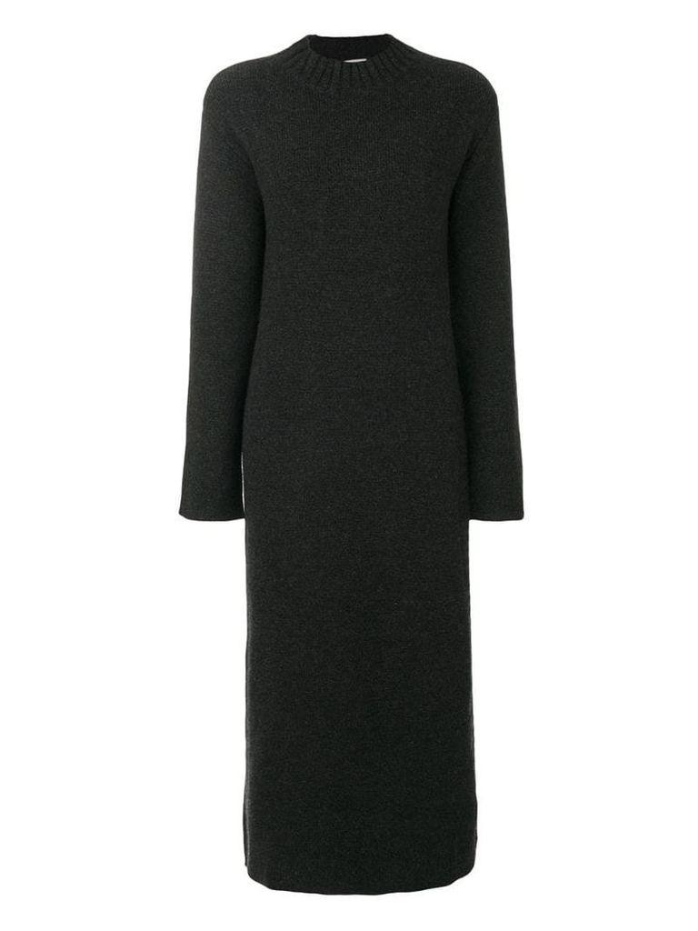 Le Kasha cashmere Belize dress - Grey