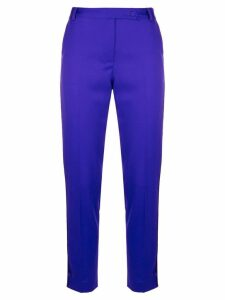 Styland peaked lapel blazer - Purple