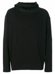 KTZ Alien hoodie - Black