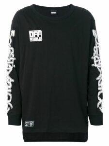 KTZ Masonic sweatshirt - Black