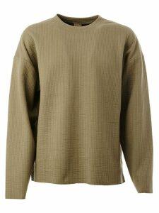 L'Eclaireur 'Shigoto' sweatshirt - Green