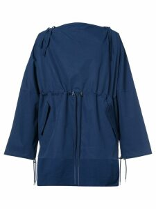 Craig Green drawstring sweatshirt - Blue
