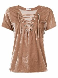 Olympiah Pisco Sour blouse - Brown