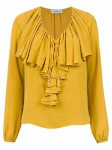 Olympiah Juli ruffled blouse - Yellow