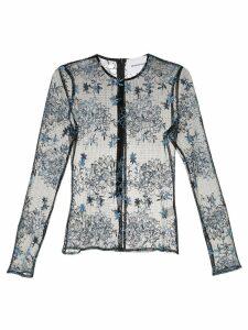 Georgia Alice Debutante blouse - Black