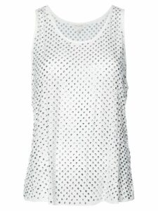 Marc Jacobs sleeveless blouse - White
