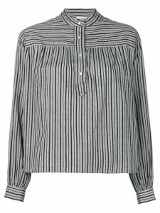 Isabel Marant Étoile Étoile striped blouse - Grey