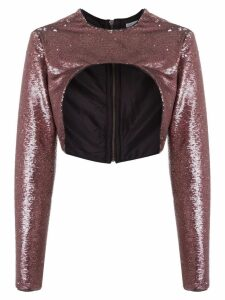 Tufi Duek sequin shrug - Var1