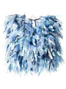 Daizy Shely ribbon top - Blue