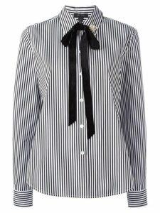 Marc Jacobs striped shirt - Black