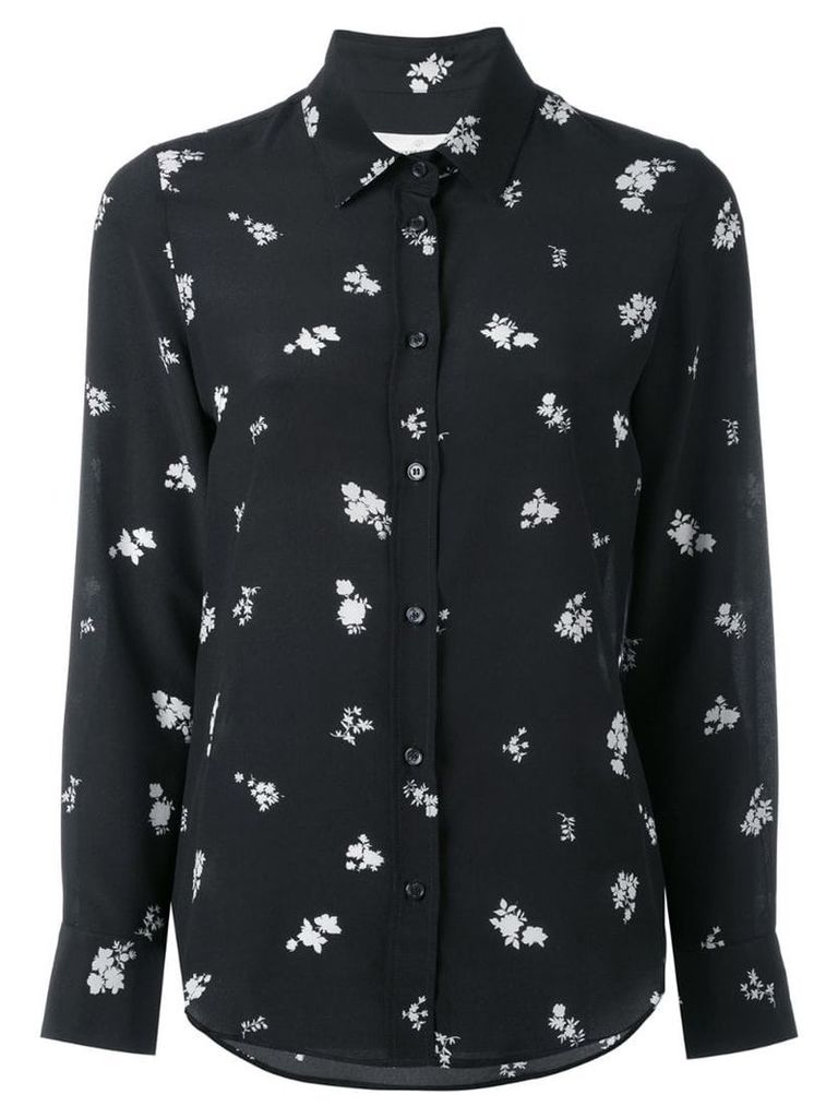 Golden Goose floral print shirt - Black