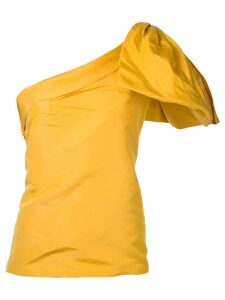 Bambah bow top - Yellow