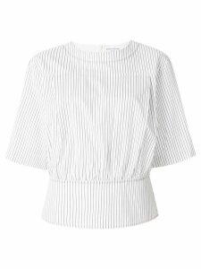 Sonia Rykiel striped blouse - White