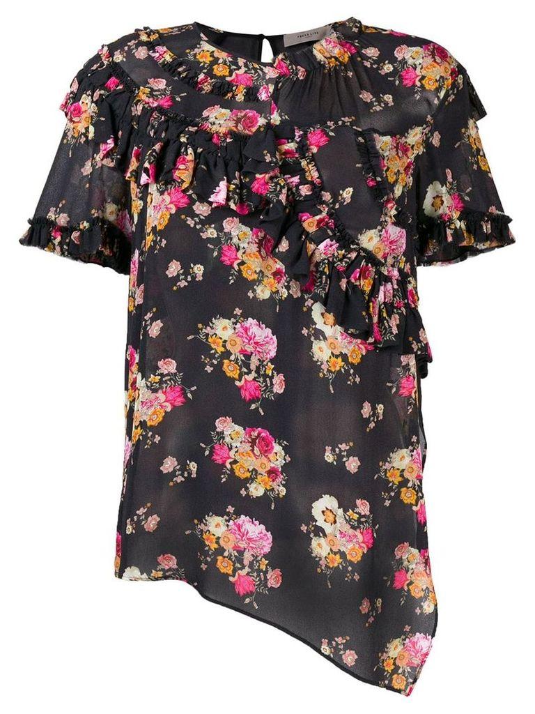 Preen Line Giana blouse - Black