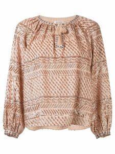 Manoush Turose blouse - Pink