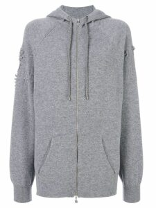 Barrie Romantic Timeless cashmere hoodie - 840