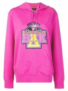 Balmain x Beyonce printed hoodie - Pink
