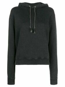Saint Laurent 1971 embellished hoodie - Black
