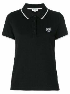 Kenzo mini tiger polo shirt - Black