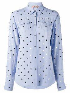 Nº21 polka dot shirt - Pink