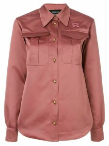 Rochas double pocket shirt - Pink