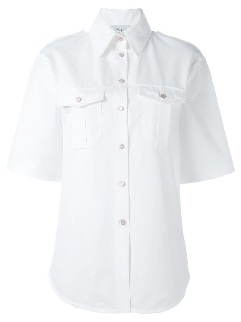 Daizy Shely shortsleeved shirt - White