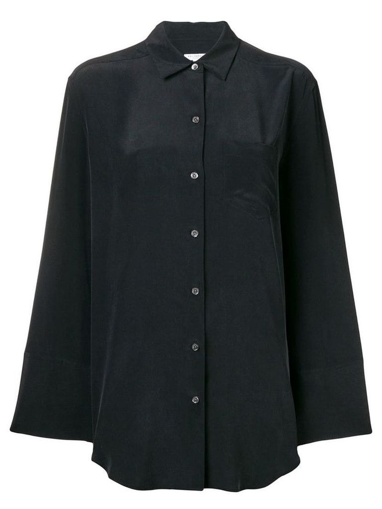 Equipment Coco shirt - Black