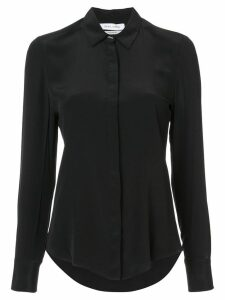 Prabal Gurung draped back shirt - Black