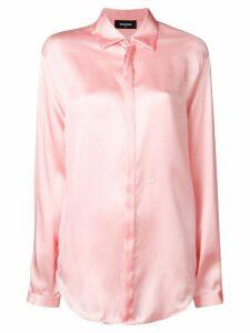 Dsquared2 satin shirt - Pink