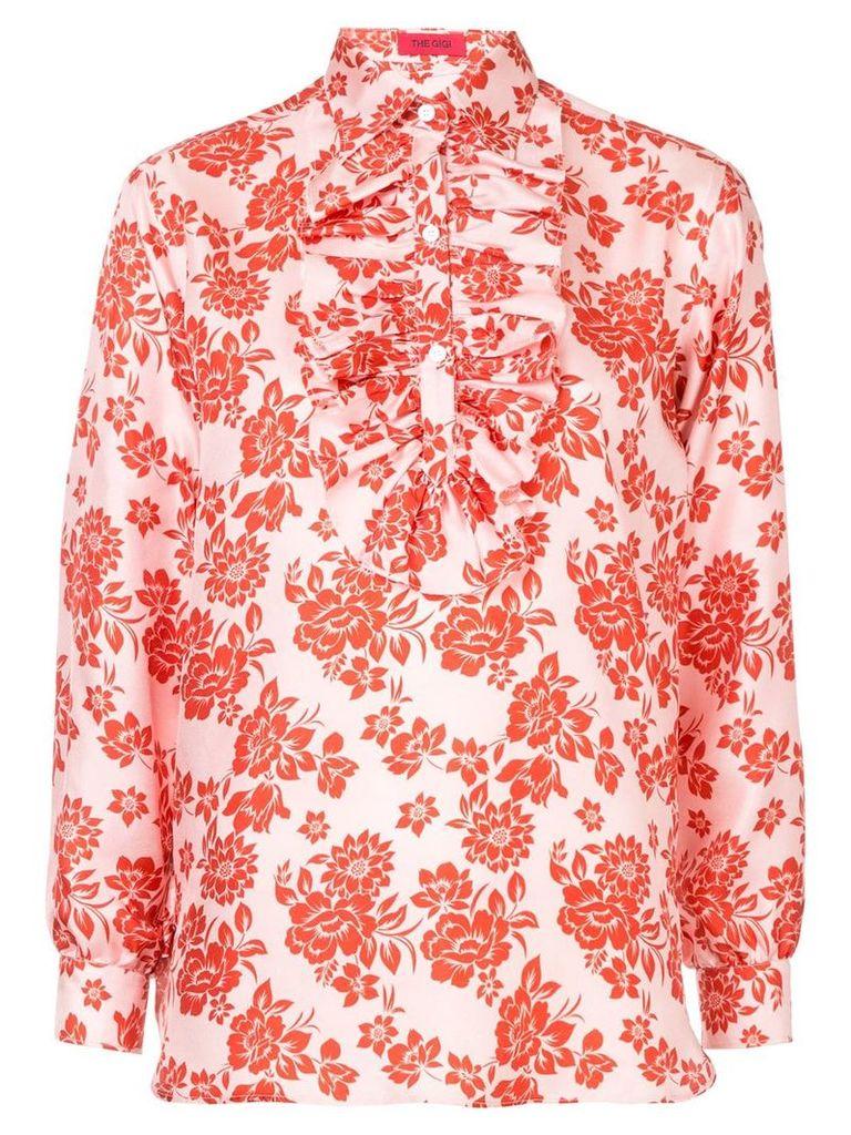 The Gigi printed shirt - Pink
